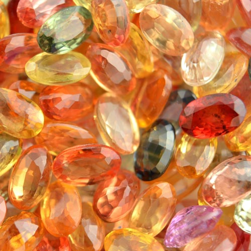 Colored Gemstones available atKhan Diamonds